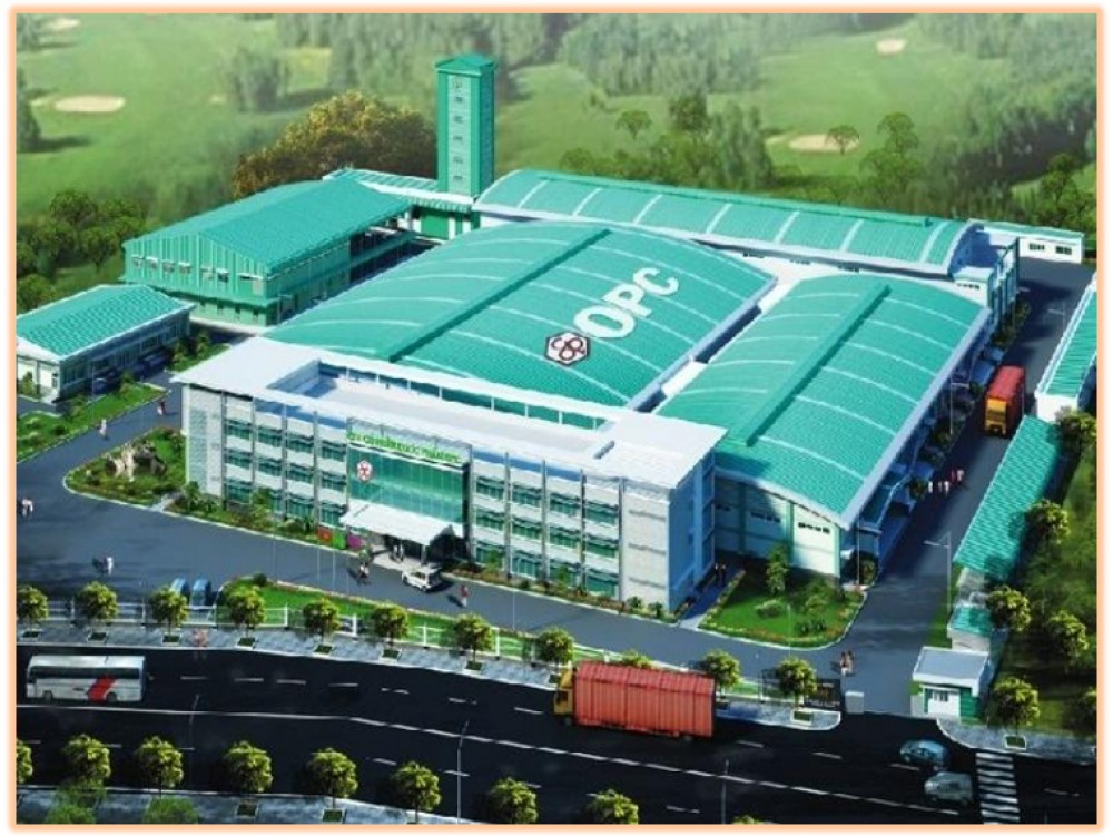 INTRODUCTION OF OPC BINH DUONG PHARMACEUTICAL FACTORY